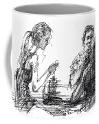Out For A Tea Coffee Mug