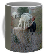 Out Of Africa  Friendly Wolves Coffee Mug