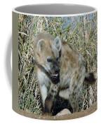 Out Of Africa  Hyena 2 Coffee Mug