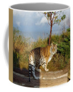 Out Of Africa  Tiger 1 Coffee Mug