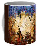 Out Of Darkness Coffee Mug
