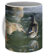 Out Of My Roosting Ice Spot Shorty Coffee Mug