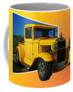Out Of Picture Ford Coffee Mug