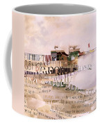 Out Of Season Coffee Mug by Jeremy Annett