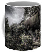 Out Of Steam Coffee Mug