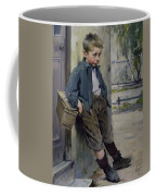 Out Of The Game Coffee Mug