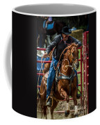 Out Of The Gate Coffee Mug
