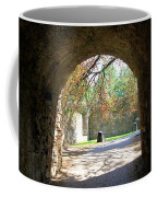 Out Of The Tunnel Coffee Mug