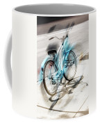 Out On Marches Coffee Mug