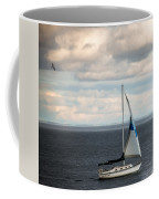 Out Running The Storm Coffee Mug
