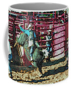 Out The Chute Coffee Mug