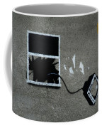 Out The Window Coffee Mug