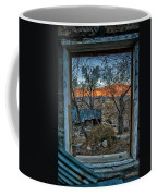 Out The Window Coffee Mug