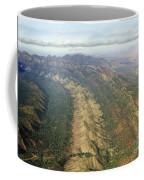 Outback Mountains Coffee Mug
