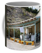 Outdoor Laundry Coffee Mug