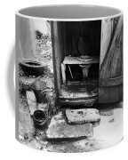 Outdoor Toilet, 1935 Coffee Mug