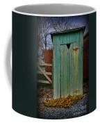 Outhouse - 6 Coffee Mug