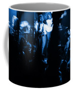 Outlaws #13 Blue Coffee Mug