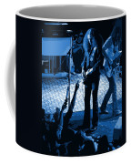 Outlaws #16 Art Blue Coffee Mug