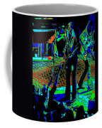 Outlaws #16 Art Psychedelic Coffee Mug