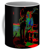 Outlaws #18 Art Psychedelic Coffee Mug