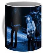 Outlaws #21 Crop 2 Blue Coffee Mug