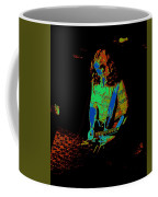 Outlaws #22 Art Cosmic Coffee Mug