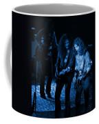 Outlaws #25 Crop 2 Blue Coffee Mug