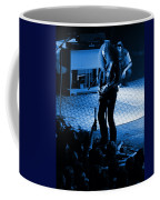 Outlaws #29 In Blue Coffee Mug