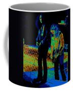 Outlaws #31 Crop 2 Art Cosmic Coffee Mug