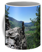Outlook From The Ridge Coffee Mug