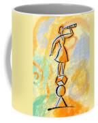 Outlook Coffee Mug by Leon Zernitsky