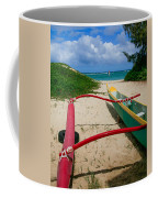 Outrigger Beach Coffee Mug