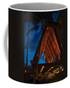 Outrigger Reef On The Beach Coffee Mug
