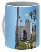 Outside Los Angeles Union Station Coffee Mug