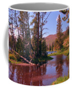 Outstanding Yellowstone National Park Coffee Mug by John Malone