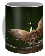 Outstretched Wings Coffee Mug