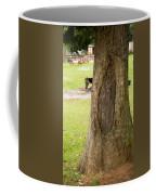 Oval Tree Art Coffee Mug