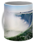 Over Falls Coffee Mug