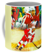Over The Boards Coffee Mug