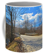 Over The Brook Coffee Mug