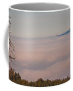 Over The Clouds Coffee Mug