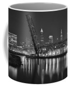 Over The Cuyahoga Coffee Mug