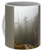 Over The Edge Coffee Mug