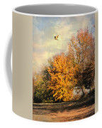 Over The Golden Tree Coffee Mug