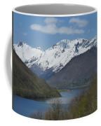 Over The Hjorundfjord Coffee Mug