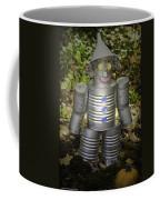 Over The Rainbow Garden Tin Man Coffee Mug