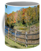 Over The River And Into The Through The Woods  Coffee Mug