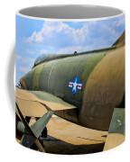 Over The Shoulder F-100 Coffee Mug