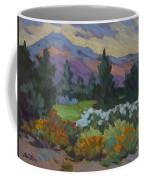 Overcast Light In Santa Barbara Coffee Mug